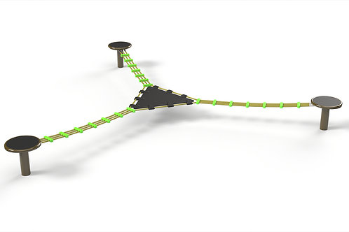 Ascend Triple Rope