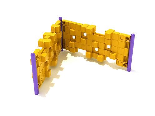 Pixel Fallen Bridge