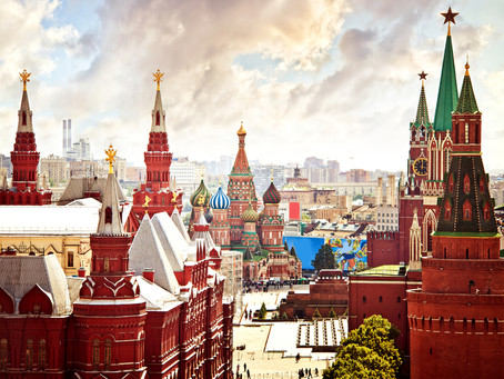 12 Things to do in Moscow