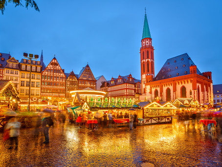 Are you ready for the magic of the Christmas Markets?