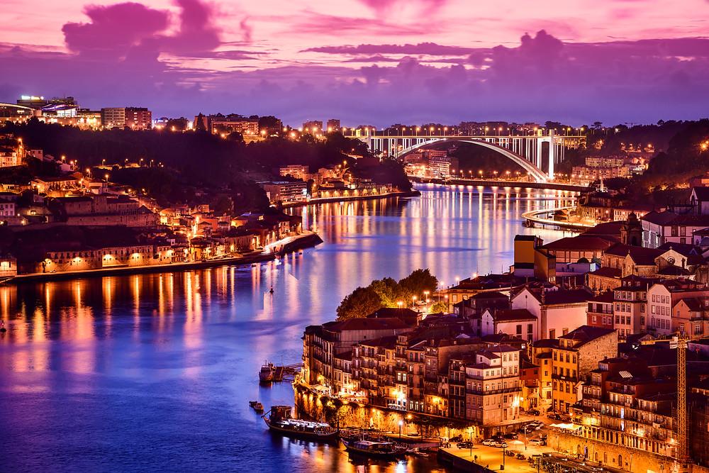 Porto Portugal Douro River destination affinity group travel advisor