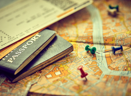How to make a Pushpin Travel Map