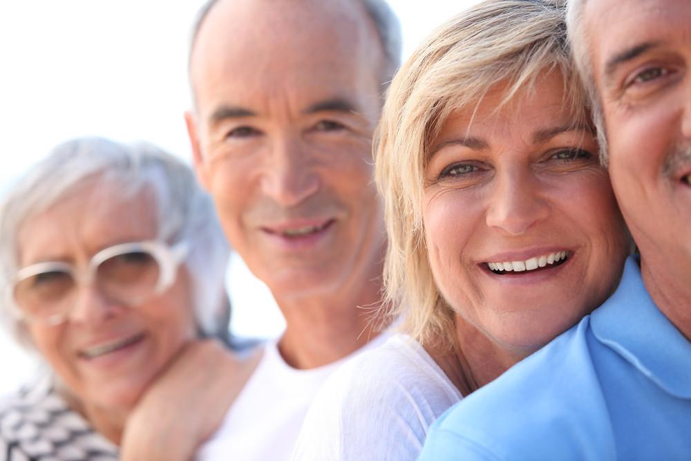 mature couple travel advisor golf getaway cruise group destination