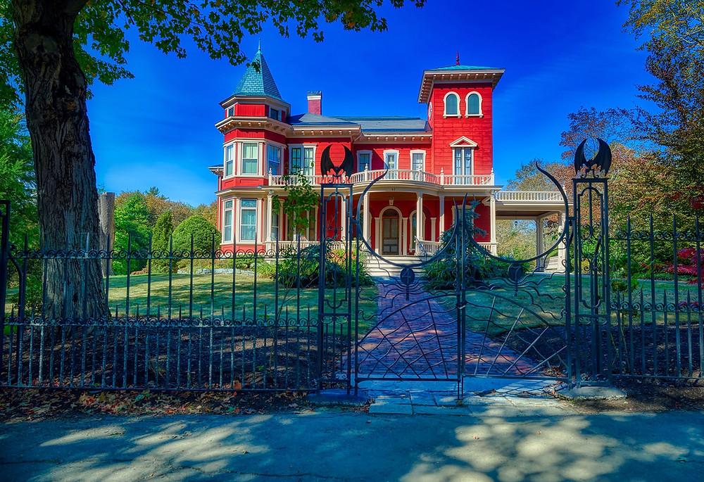 IT, Carrie, Pet Sematary, literary travel, books, book lover, literature, Stephen King, Bangor, Maine, horror, travel advisor, group travel