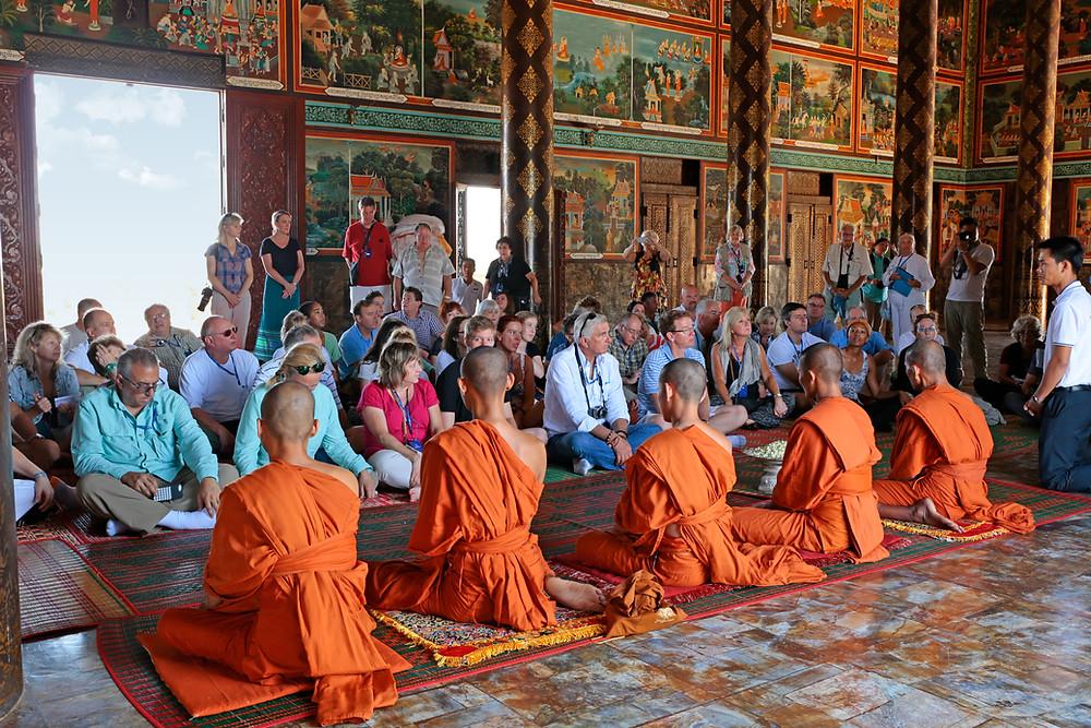 exotic Mekong river cruise group travel destination bucket list