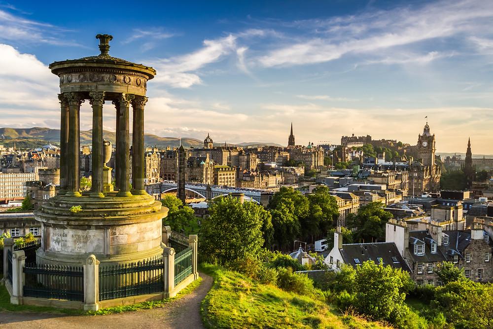 Edinburgh Scotland destination affinity group travel advisor