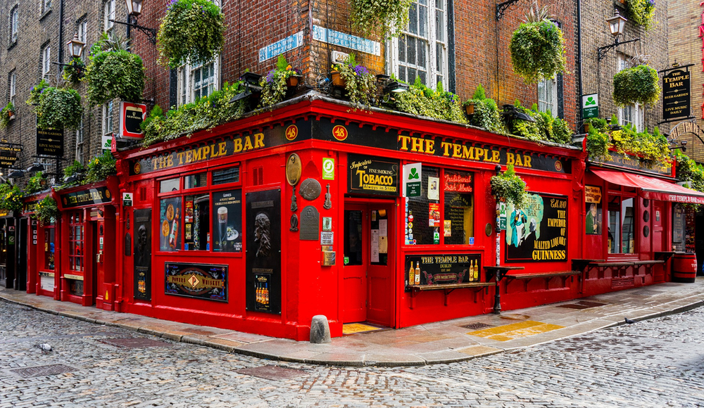 literary travel, books, book lover, literature, James Joyce, Dublin, Ireland, Finnegan's Wake, travel advisor, group travel