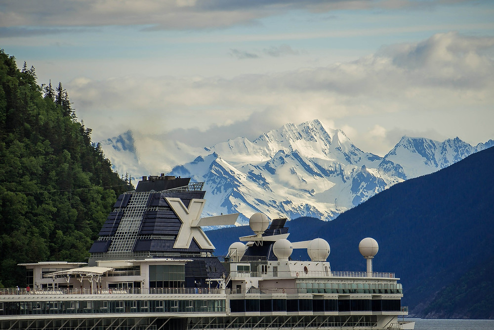 destination Alaska cruise vacation travel culinary foodies affinity groups