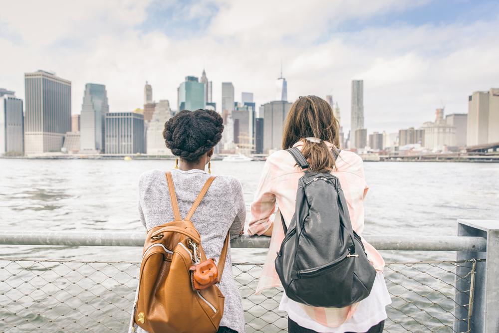 Vacation, Destination, Group Travel, New York City, Getaway, Skyline,