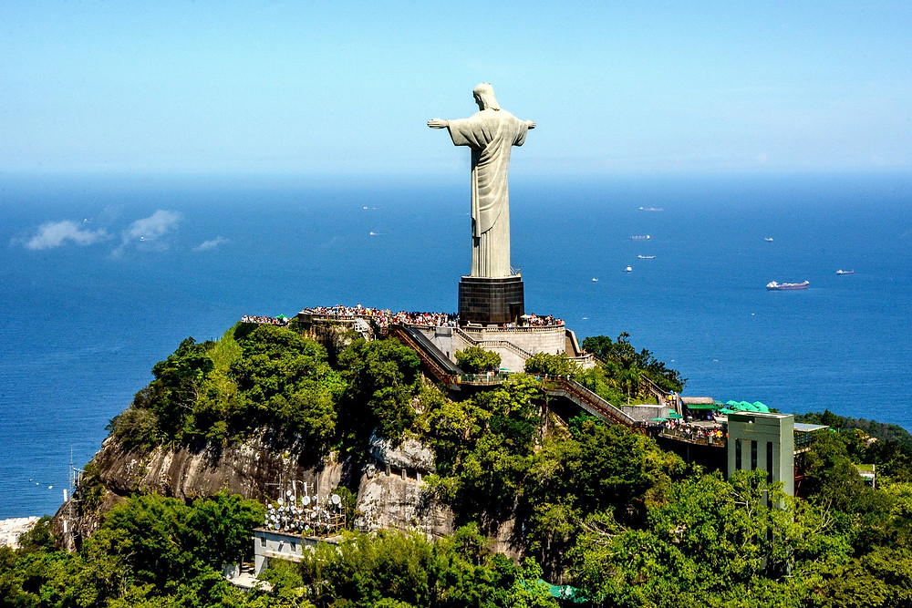 Rio de Janeiro Brazil Christ the Redeemer destination affinity group travel advisor vacation planning