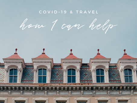 Questions about travel? I'm here for you.