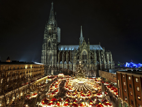 What in the world is a Christmas Market cruise?!  You need a European river cruise in your life!