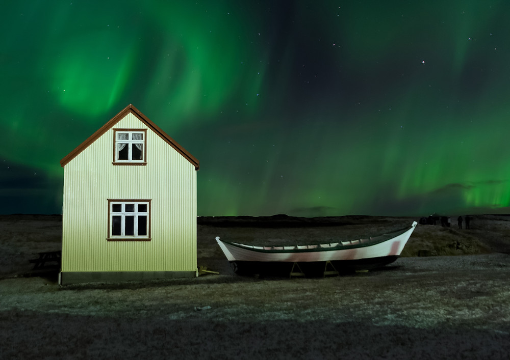 Iceland travel planning vacation ideas active yoga hiking puffins northern lightsErin Smith ~ Affinity Group Travel Advisor
