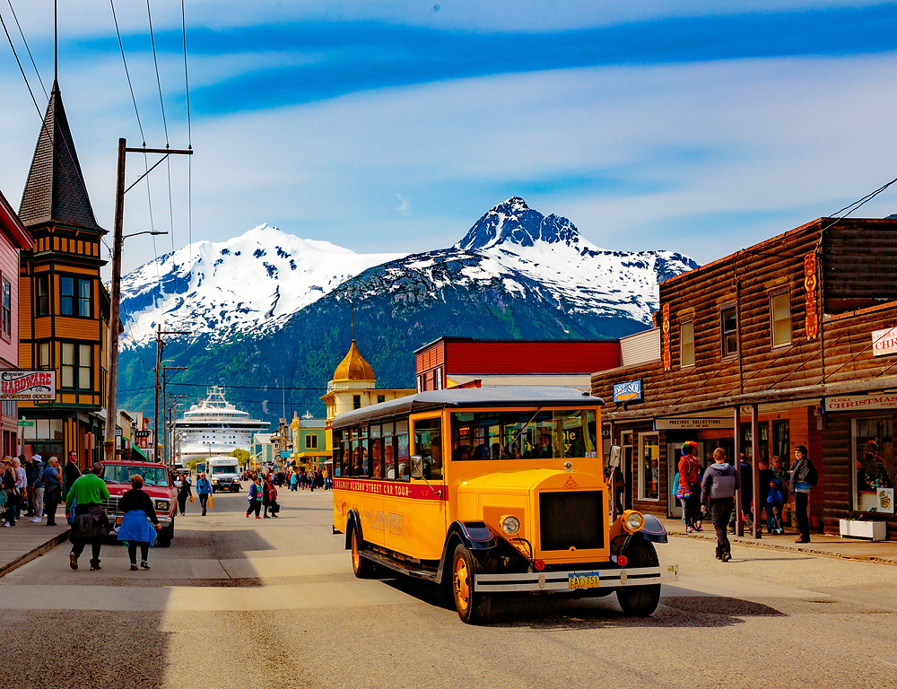 Alaska destination vacation travel affinity groups cruise