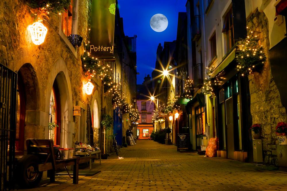 Galway Ireland destination affinity group travel advisor