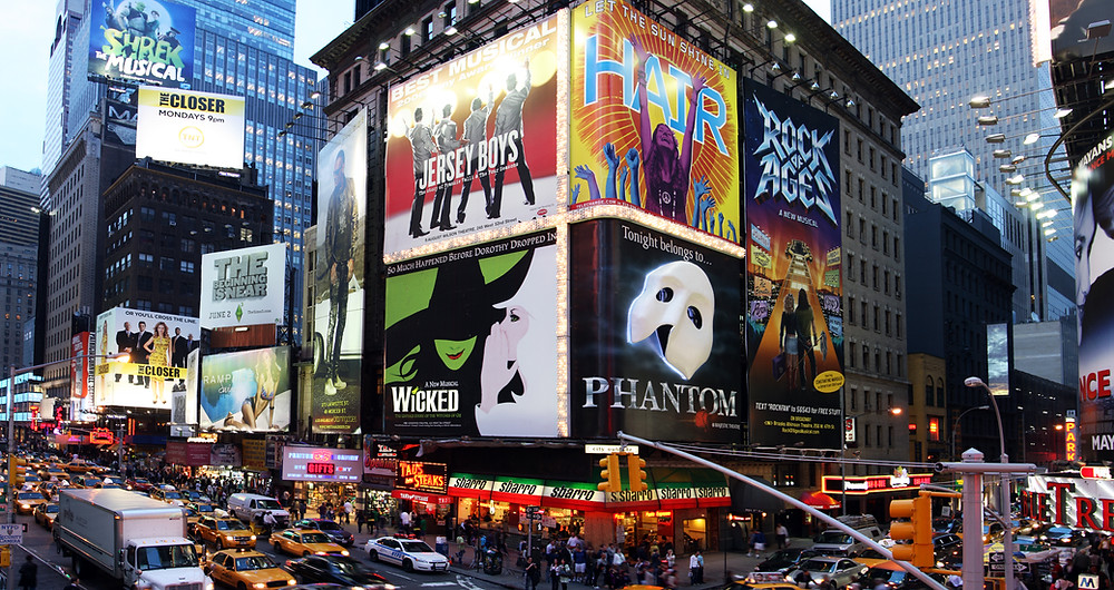 Broadway New York City theater food lovers foodies culinary travel culinary focused wine lovers distillery trail brewery tours travel planning Erin Smith ~ Affinity Group Travel Advisor