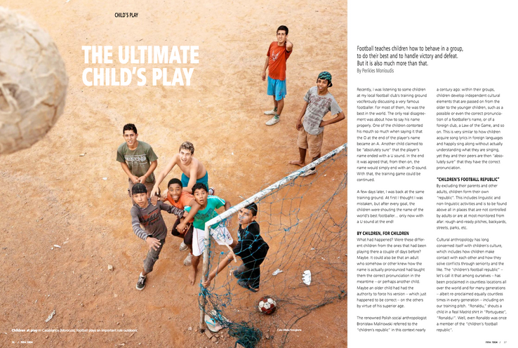 KUNDE: FIFA FOTOGRAF: CAIO VILELA LEISTUNG: BILDREDAKTION