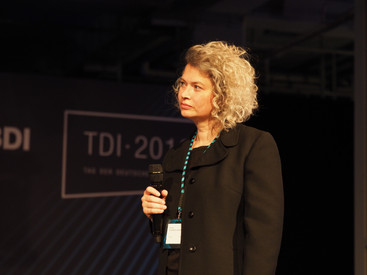 Podiumsdiskussion auf dem TDI