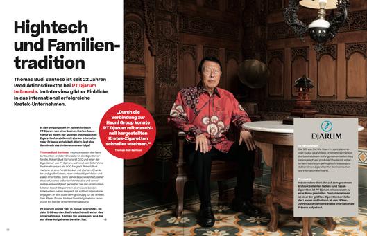KUNDE: HAUNI AGENTUR: CLAIM FOTOGRAF: MUHAMMAD FADLI LOCATION: DJARUM | INDONESIEN LEISTUNG: VERMITTLUNG INTERNATION