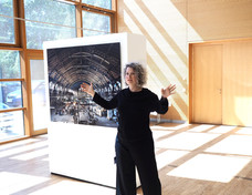 Ausstellungseröffnung in Zingst