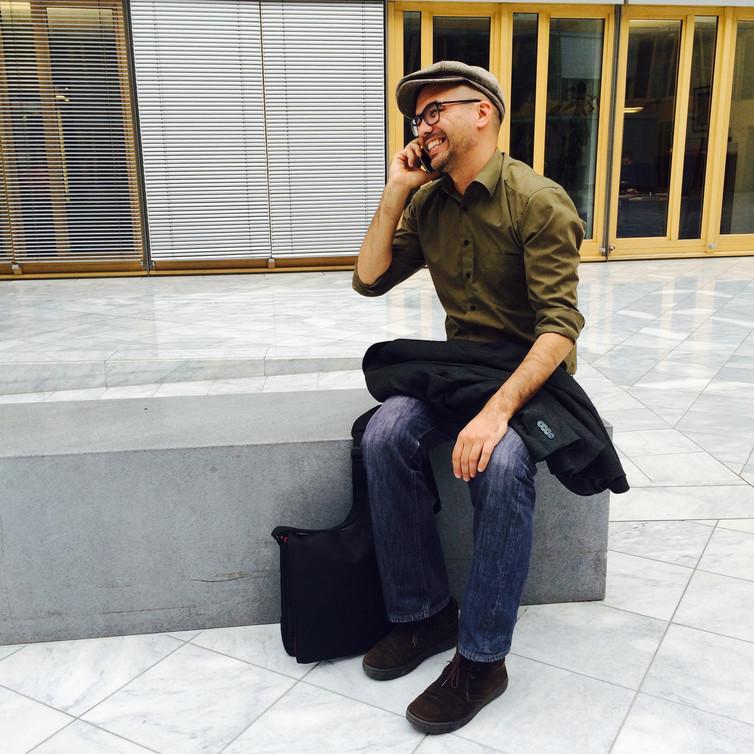 Mike in Berlin