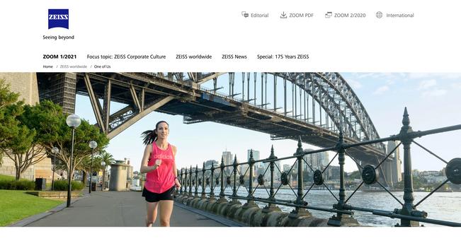 KUNDE: ZEISS AGENTUR: C3 FOTOGRAF: GAVIN JOWITT LOCATION: SIDNEY | AUSTRALIEN LEISTUNG: VERMITTLUNG INTERNATION