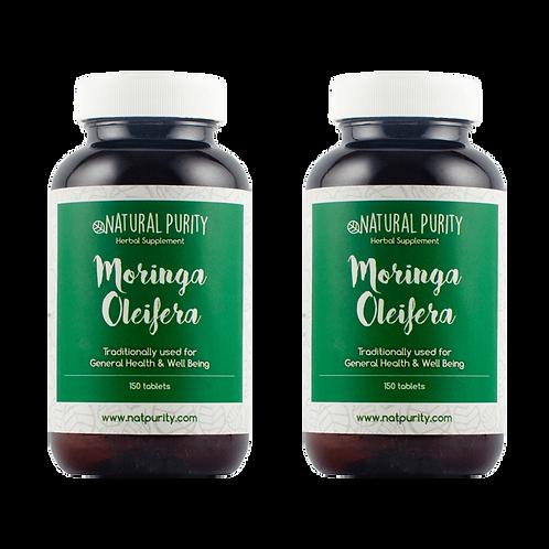 Arthritis Relief Set: Moringa Oleifera Capsules