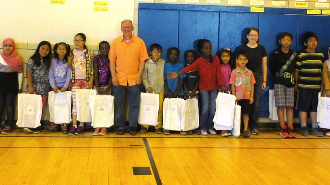 Kids from Around the World
