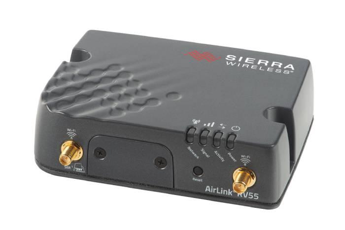 Sierra Wireless RV55 mobiilireititin ajoneuvo IP-suojaus pieni koko
