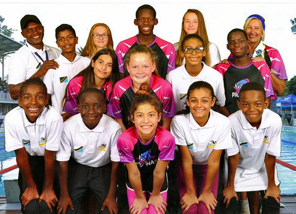 ESP & Tanzania teams