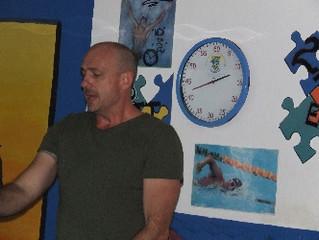 International Swimming Coach Craig Jackson