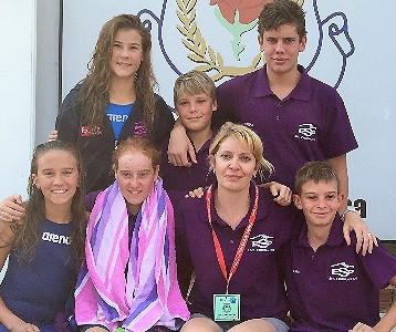 Aquatic Academy Level 1 Finalists & Medal Winners 2016