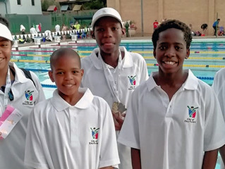 5 ESP swimmers compete for Ekurhuleni at O.R. Tambo/Socini games