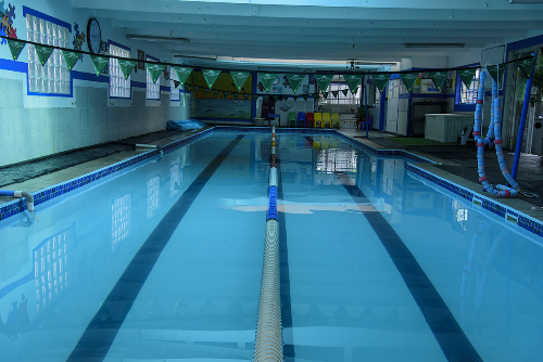 Aquatic Academy pool