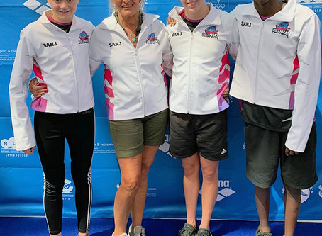 SOUTH AFRICAN JUNIOR NATIONALS 2019