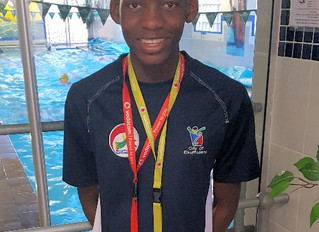 Clayton selected for International event in Tanzania