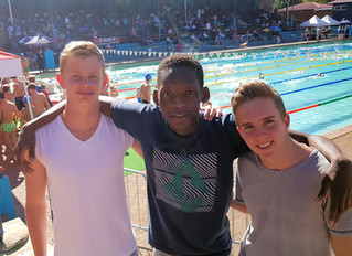3 Academy swimmers qualified for Italian Tours