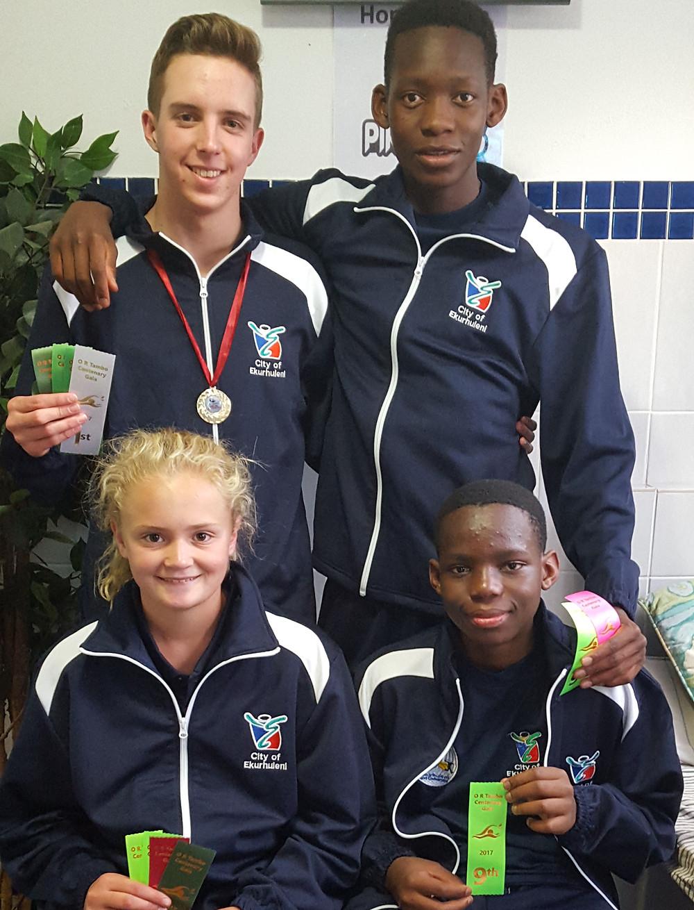 ESP Ekhuruleni Swimmers