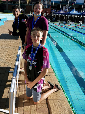 North Regional Aquatic Championships - Level 2
