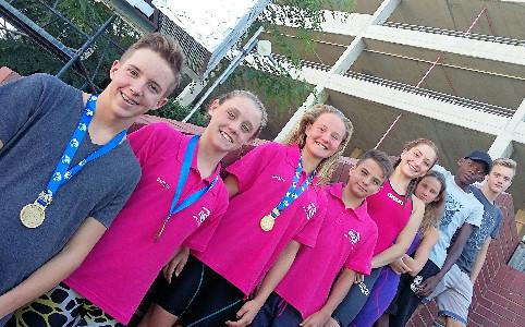 Aquatic Academy Level 2 Finalists & Medal Winners 2016