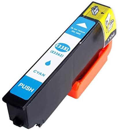 Epson (33XL) Cyan 3362 Cartridge