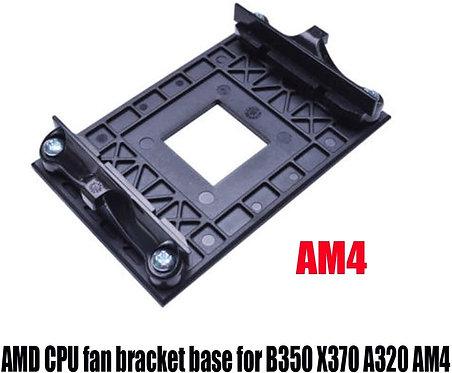 AMD CPU Fan Bracket Base for B350 X370 X470 A320 AM4 Socket