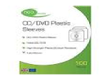 CD/DVD Plastic 120 micron 100pack