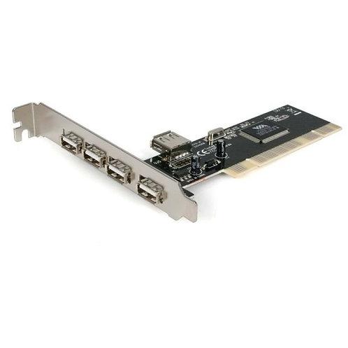 Startech 4 Port PCI USB2.0 Adapter Card