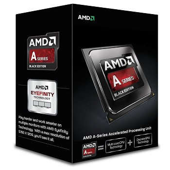 AMD A10 7800 3.5GHz Socket FM2+ 4MB L2 Cache Retail Boxed Processor