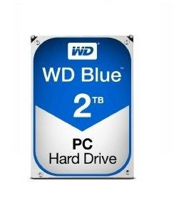 Western Digital 2 TB Desktop Hard Drive - Blue (OEM)