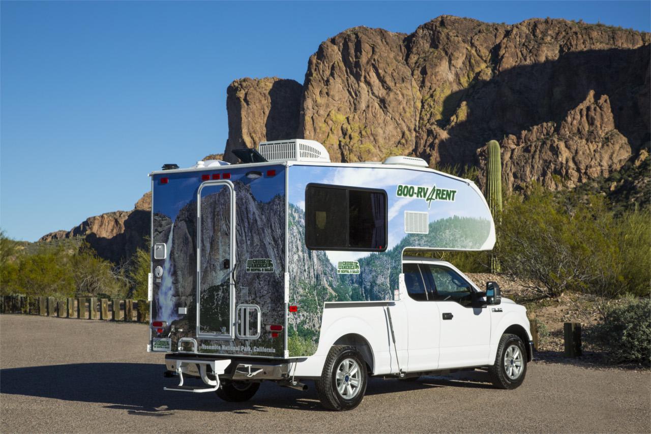 vista externa 1 - T17 Truck Camper