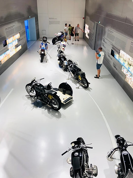motos antigas BMW