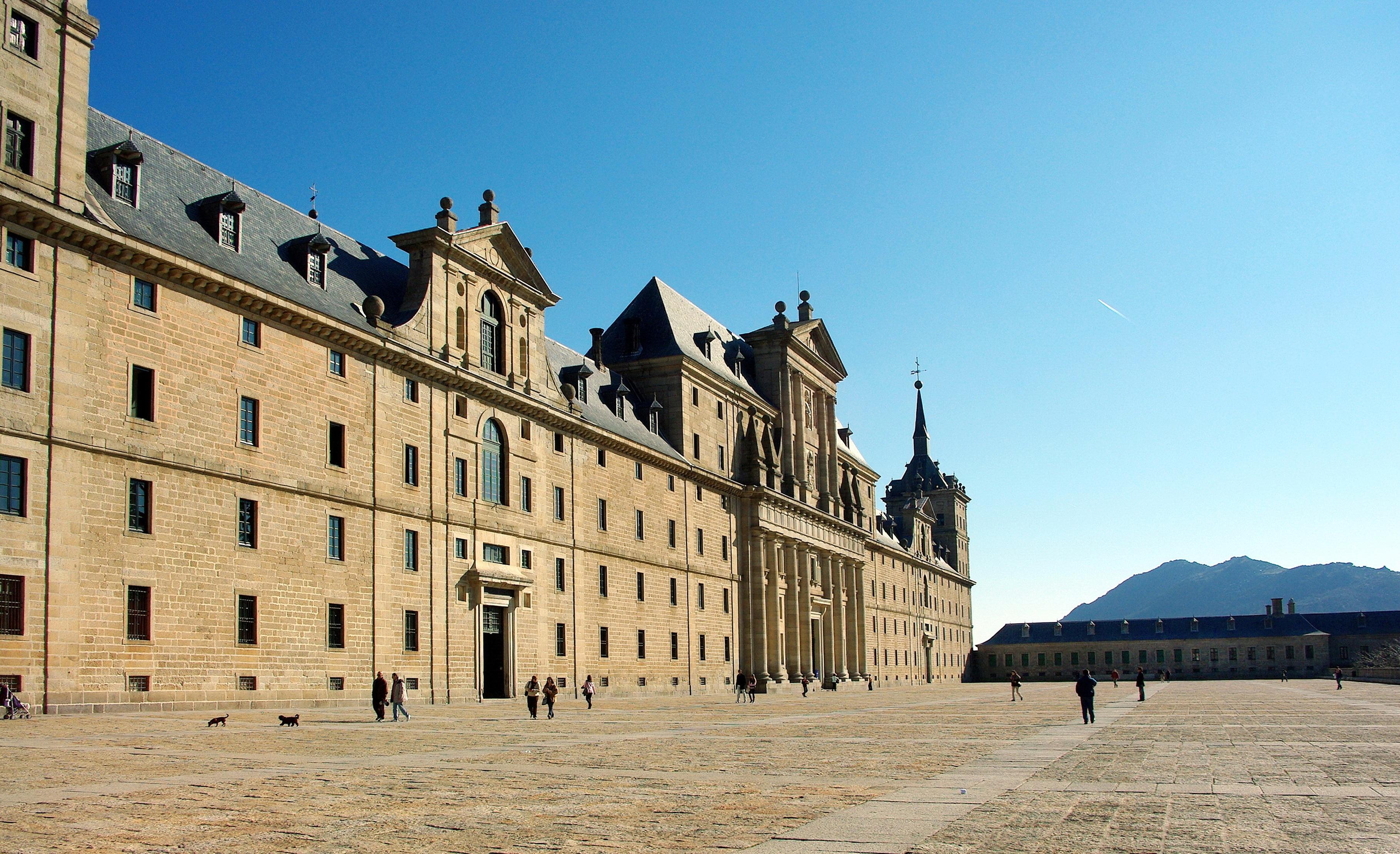 Mosteiro el escorial 2