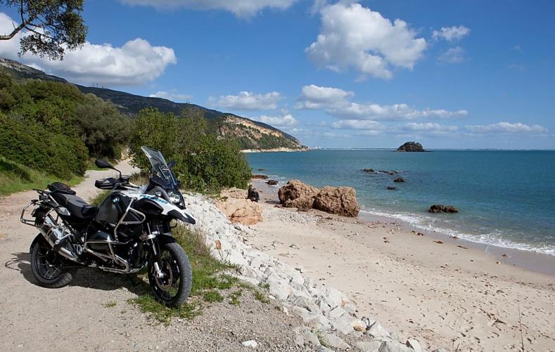 viagem de moto bmw portugal